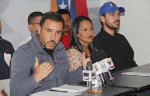 """""""no tenemos ninguna duda que el estado Anzoátegui aportará más de 400 mil votos necesarios para llegar a los 10 millones nacionales"""", resaltó Luis José Marcano"""