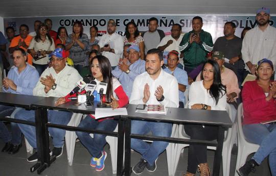 Felicitamos a todo el pueblo chavista  del estado Anzoátegui