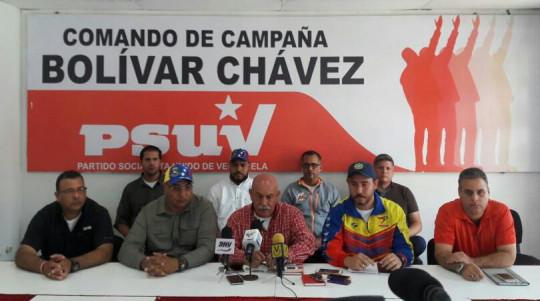 """""""Hemos visto que el pueblo venezolano apoya con mucha pasión, con mucha amor a la revolución bolivariana"""", afirmó Dario Vivas"""